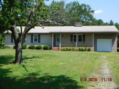 Harnett County Single Family Home For Sale: 187 Raynor Road