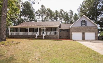 Fayetteville Single Family Home For Sale: 7727 Spurge Drive