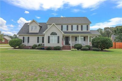 Hope Mills Single Family Home For Sale: 4710 Northern Dancer Place