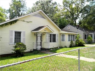 Fayetteville Single Family Home For Sale: 117 Langdon Street