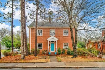Fayetteville Single Family Home For Sale: 206 Oakridge Avenue