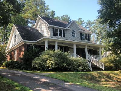 Sanford Single Family Home For Sale: 2527 Creek Trail