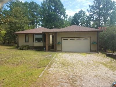 Harnett County Single Family Home For Sale: 93 Wood Run