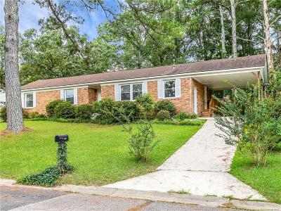 Fayetteville Single Family Home For Sale: 1921 N Pearl Street