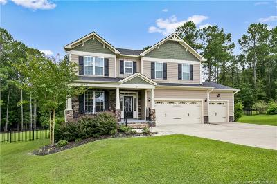 Harnett County Single Family Home For Sale: 34 Wicker Circle