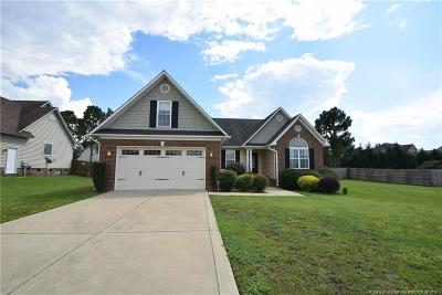 Harnett County Single Family Home For Sale: 154 Castlerock Drive