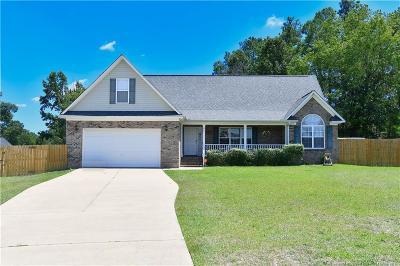 Hoke County Single Family Home For Sale: 641 Corsegan Road