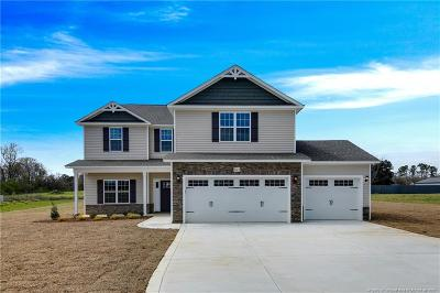 Fayetteville Single Family Home For Sale: 2605 Riddle Farm (Lot 24) Road