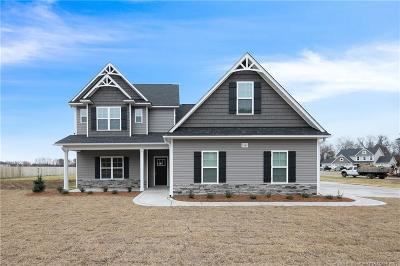 Fayetteville Single Family Home For Sale: 2643 Riddle Farm (Lot 5) Road