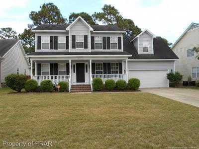Hope Mills Rental For Rent: 711 Connally Drive