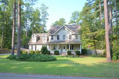 Southern Pines Single Family Home For Sale: 190 Fox Hunt Lane