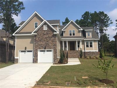 Fayetteville Single Family Home For Sale: 2908 Hampton Ridge Road