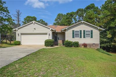 Sanford Single Family Home For Sale: 625 Carolina Way