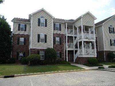 Fayetteville Rental For Rent: 392 Bubblecreek Court #1