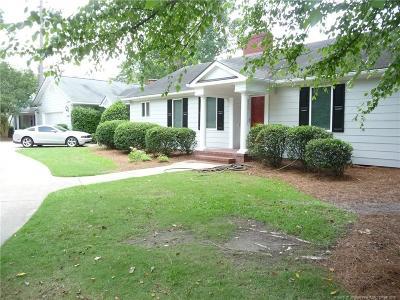 Fayetteville Rental For Rent: 3001 Morganton Road
