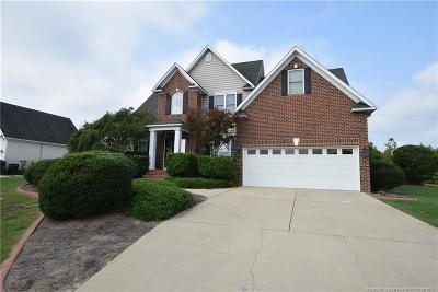 Sanford Single Family Home For Sale: 127 Vail Court