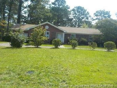Fayetteville Single Family Home For Sale: 787 Galloway Drive