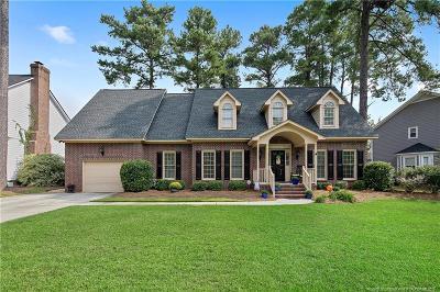 Fayetteville Single Family Home For Sale: 2912 Delaware Drive
