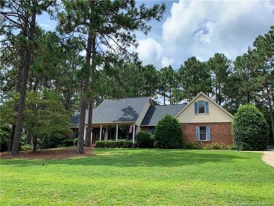 Pinehurst Single Family Home For Sale: 120 Lakeside Court