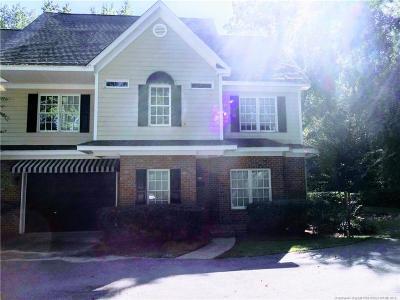 Fayetteville Condo/Townhouse For Sale: 320 Glenburney Drive