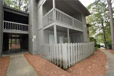 Fayetteville Condo/Townhouse For Sale: 1808 Tryon Drive #D