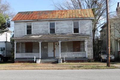 Goldsboro Single Family Home For Sale: 406 N James Street