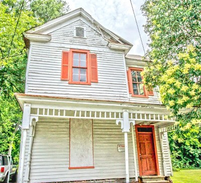 Goldsboro Single Family Home For Sale: 405 W Mulberry St