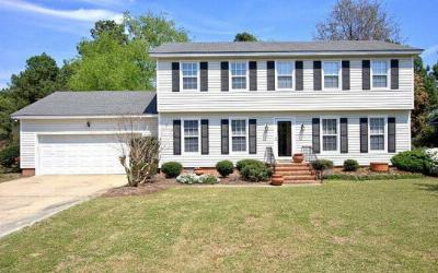 Single Family Home Sold: 2602 Pine Needles Road