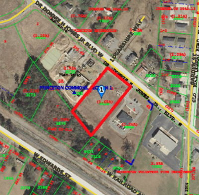 Princeton Residential Lots & Land For Sale: W Dr. Donnie H. Jones, Jr. Blvd.