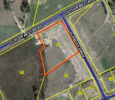Wayne County Residential Lots & Land For Sale: Cuyler Best Road