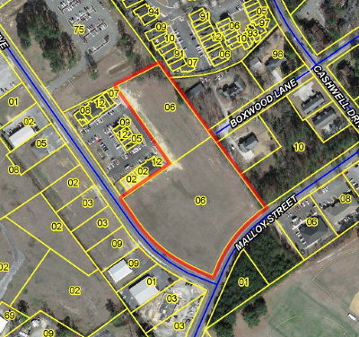 Wayne County Residential Lots & Land For Sale: Graves Drive