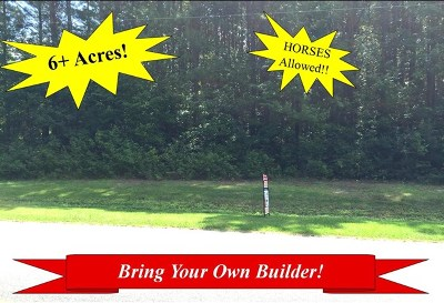 Princeton Residential Lots & Land For Sale: 628 Fellowship Church