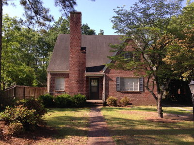 Goldsboro Single Family Home For Sale: 1210 E Holly St.
