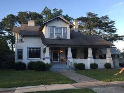 La Grange Single Family Home For Sale: 214 W Railroad Street