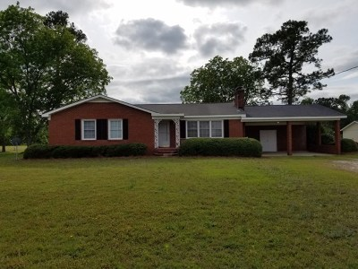 La Grange Single Family Home For Sale: 1474 Piney Grove Rd.