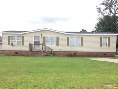Goldsboro Single Family Home For Sale: 1101 Harris St
