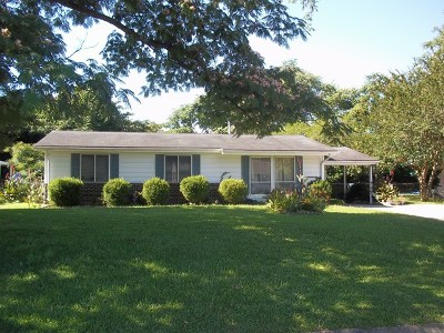 Goldsboro Single Family Home For Sale: 412 Cardinal Drive