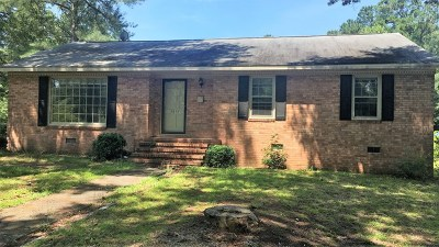 Goldsboro Single Family Home For Sale: 1015 S Andrews Ave
