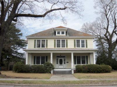 La Grange Single Family Home For Sale: 212 W Railroad Street