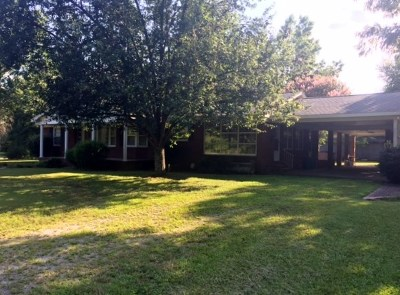Goldsboro Single Family Home For Sale: 3861 N Us 117 Hwy
