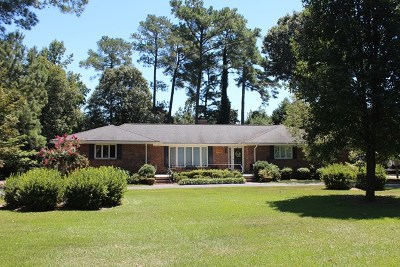 Goldsboro Single Family Home For Sale: 410 Dogwood Trail