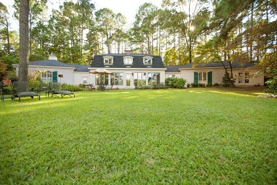 Single Family Home For Sale: 100 Wooten Point