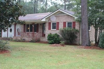 Goldsboro Single Family Home For Sale: 1905 O'berry Center Rd
