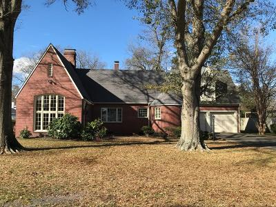 Mt Olive Single Family Home For Sale: 305 N Breazeale Ave.