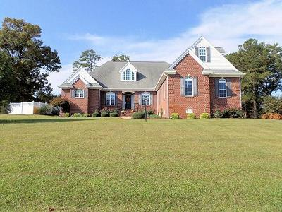 Goldsboro Single Family Home For Sale: 2705 Isaac Dr