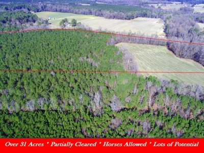 Johnston County Residential Lots & Land For Sale: Crocker Rd