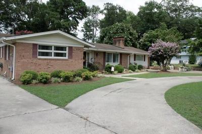 Goldsboro Single Family Home For Sale: 505 Beech