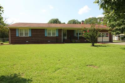 Goldsboro NC Single Family Home For Sale: $137,500