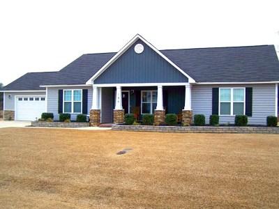 La Grange Single Family Home For Sale: 108 Willow Pond Drive