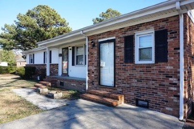 Goldsboro Single Family Home For Sale: 300 Miller Avenue